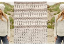 Misty Mountain Crochet Combo | thecrochetspace.com