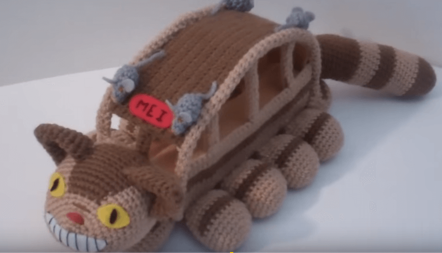 Crochet This Epic Sleeper Semi-Truck With FREE 8-Part Video Tutorial … It  Lights Up! | KnitHacker | 519x906