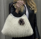 crochet handbag | the crochet space