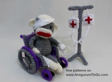 crochet wheelchair | the crochet space