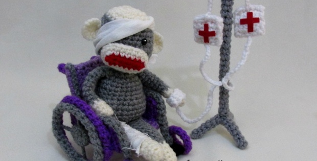 Amigurumi Monkey Patterns : Chinese new year monkey all about ami