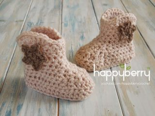 crochet cowboy baby boots | the crochet space
