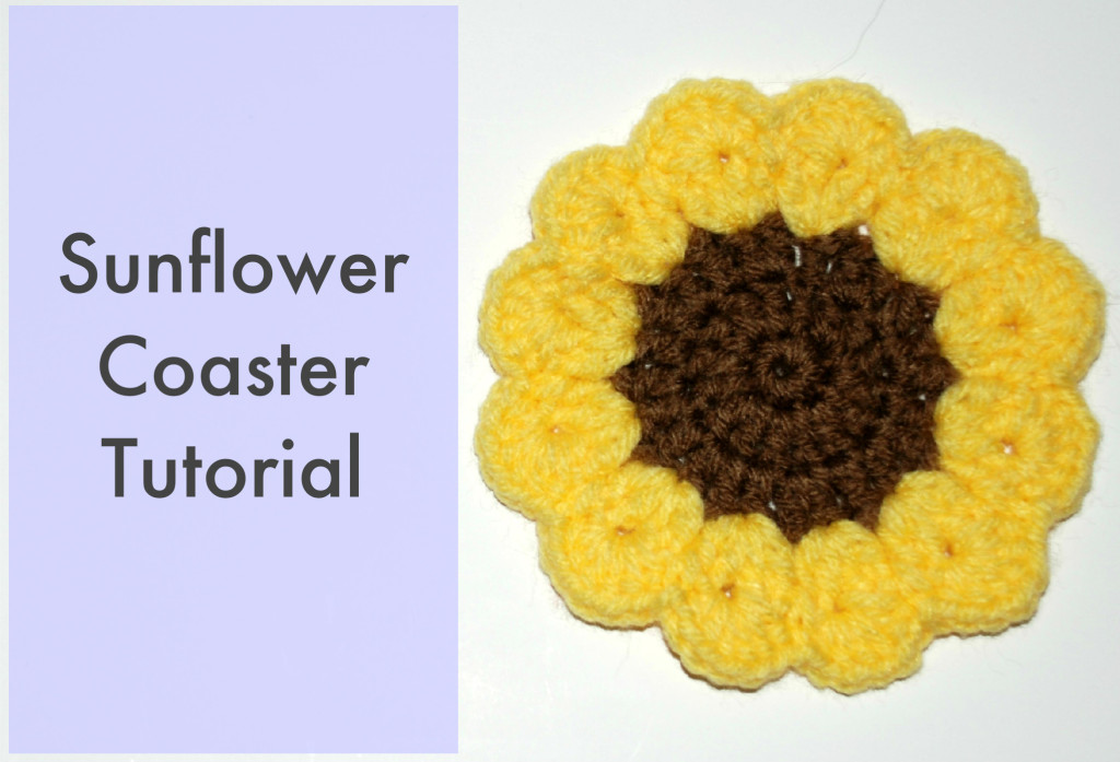 The Sunflowers Leaf and Flower Free Crochet Pattern | Styles Idea | 697x1024