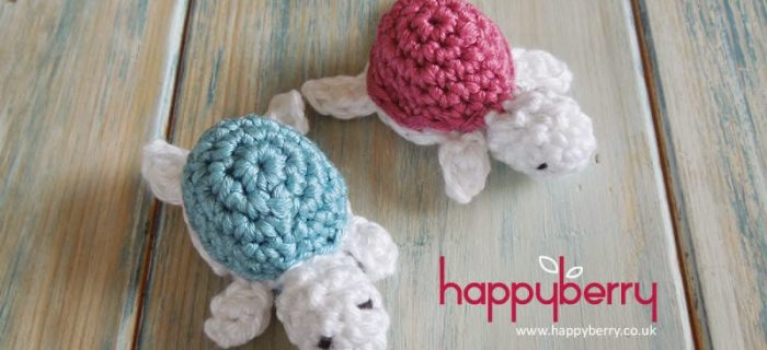 crochet baby turtles | the crochet space