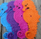 crochet seahorse coasters | the crochet space