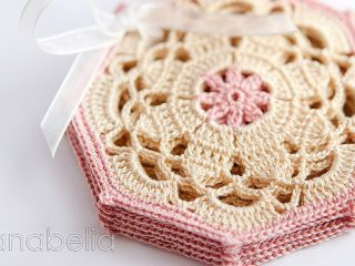 crochet vintage coasters | the crochet space