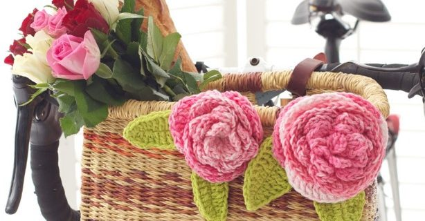 crochet cabbage roses | the crochet space