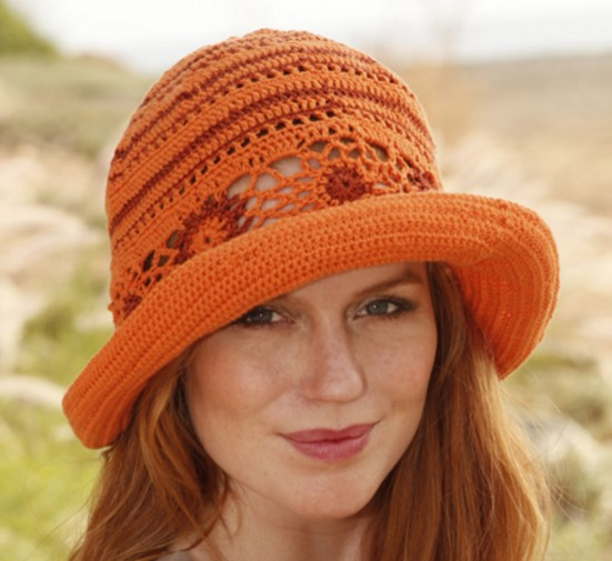 crochet summer harmony hat | the crochet space