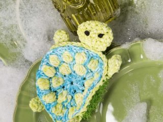 crochet sudsy sea turtle | the crochet space