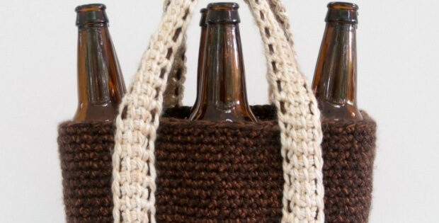 crochet bring your own bag | the crochet space