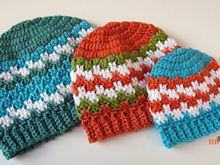 leaping crocheted beanies   the crochet space
