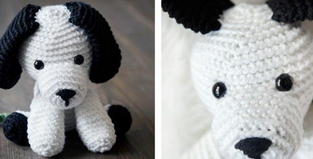 Crochet Puppy For Loving Little Kids Free Crochet Pattern