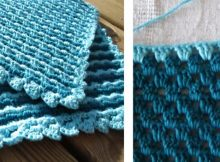 Tynne Crocheted Potholder | the crochet space