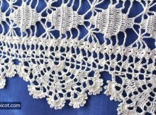 Home Work crocheted lace | the crochet space