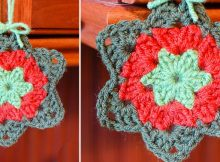 cute crocheted granny star | the crochet space