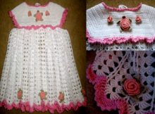little princess crocheted dress | the crochet space
