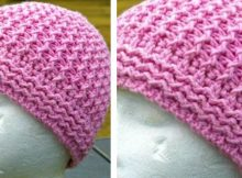 Just Groovin' Crocheted Beanie | the crochet space