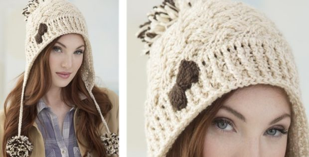 Stylish Sun Valley Crocheted Hat [FREE Crochet Pattern]