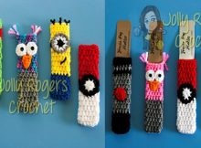 Freezie Crocheted Pop Holder | the crochet space