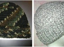 man's post crocheted cap | the crochet space