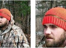 perfect man crocheted hat | the crochet space