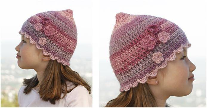 adorable Arwen crocheted hat | the crochet space