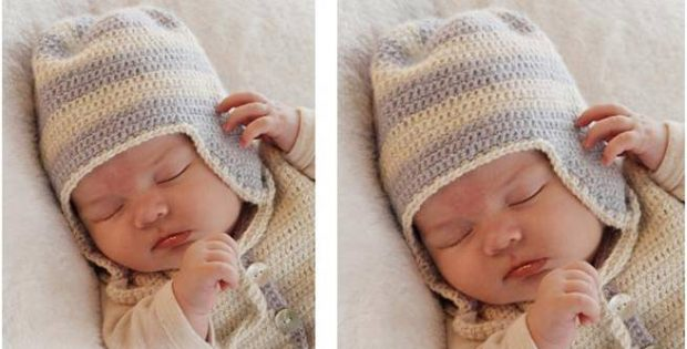 adorable crocheted heartthrob hat | the crochet space