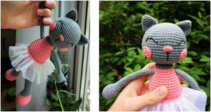Free Crochet Cat Patterns - Crochet Now | 364x686
