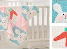 perfect luv bunny blanket | the crochet space
