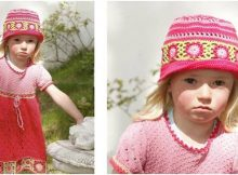 precious berries crocheted hat | the crochet space