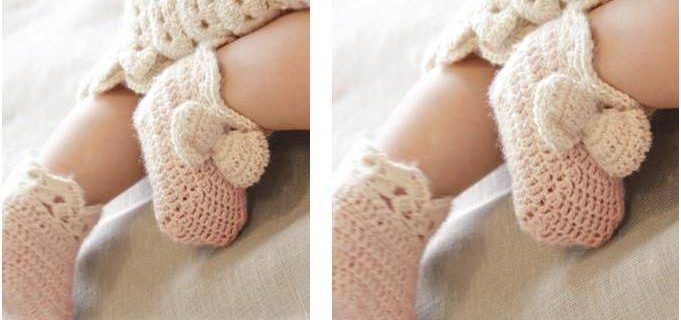 taking flight crocheted slippers | the crochet space