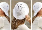 sunny smiles crocheted hat | the crochet space