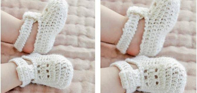 sweetie crocheted slippers | the crochet space