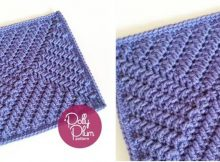beguine crocheted afghan square | the crochet space