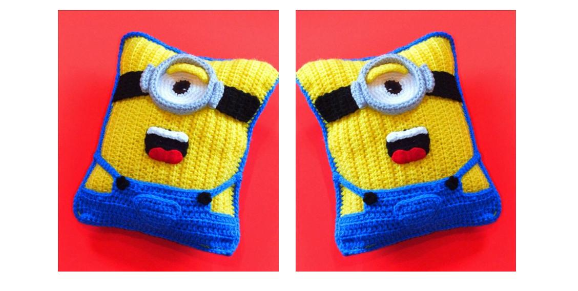DIY Minions Parte 1 amigurumi crochet/ganchillo (tutorial) - YouTube | 568x1128