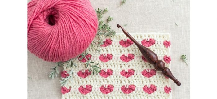 Create Crochet Heart Stitches | thecrochetspace.com