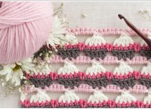 Realistic Crocheted Cupcake Stitch | thecrochetspace.com