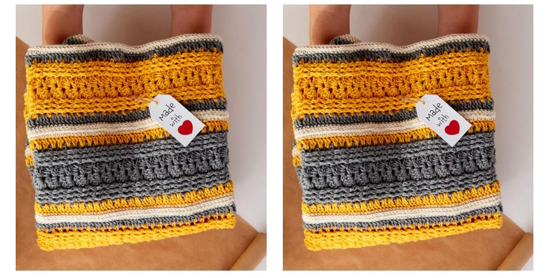 Winter Sunshine Crochet Lapghan | thecrochetspace.com