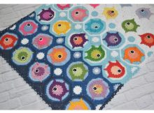 Fish Puzzle Crochet Baby Blanket | thecrochetspace.com