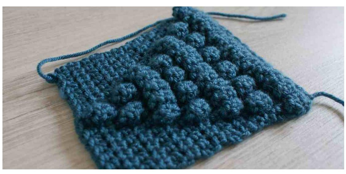 The Difference Between 4 Crochet Stitches | thecrochetspace.com
