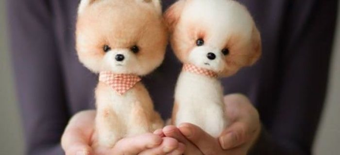 2018 Chinese Crochet Dog   thecrochetspace.com