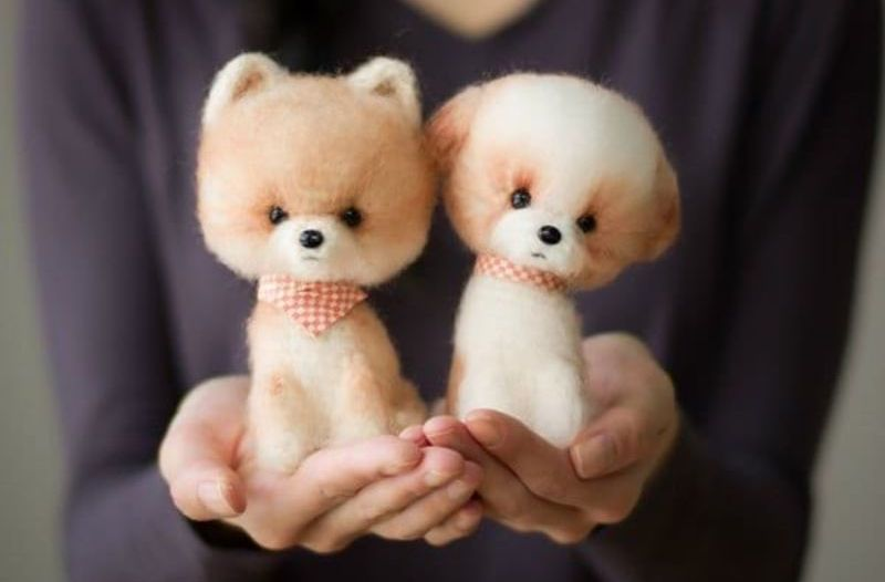 2018 Chinese Crochet Dog | thecrochetspace.com