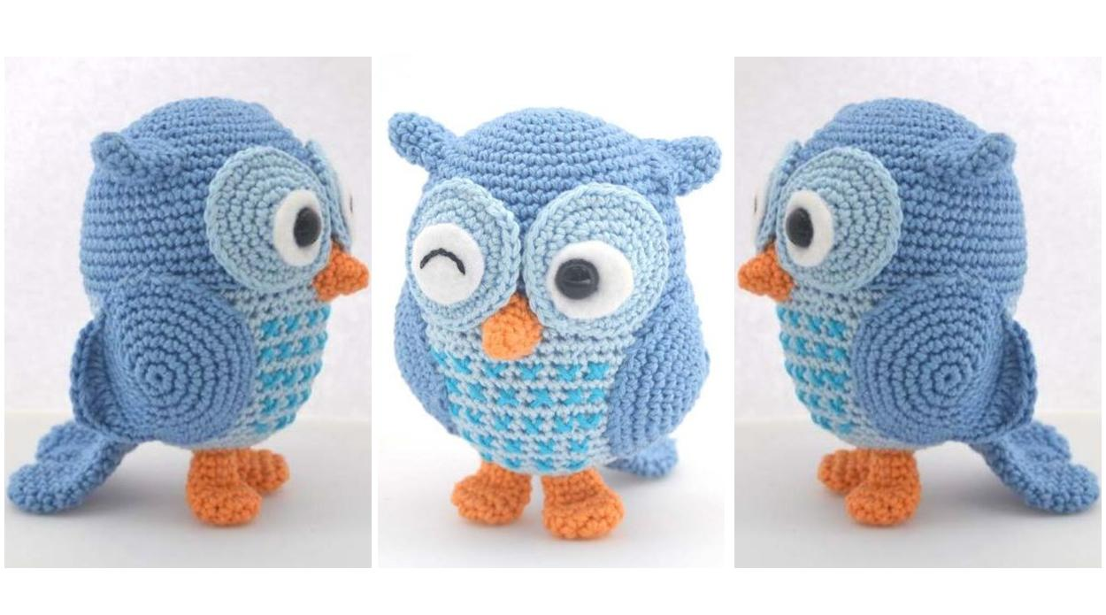 The Yarn Box - Crochet lively amigurumi eyes Tutorial... | Facebook | 695x1250