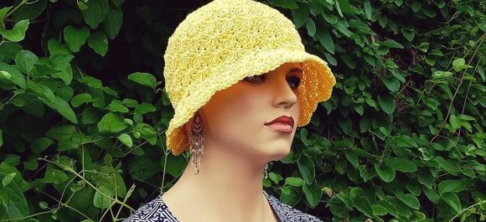 Summer Breeze Crochet Hat | thecrochetspace.com