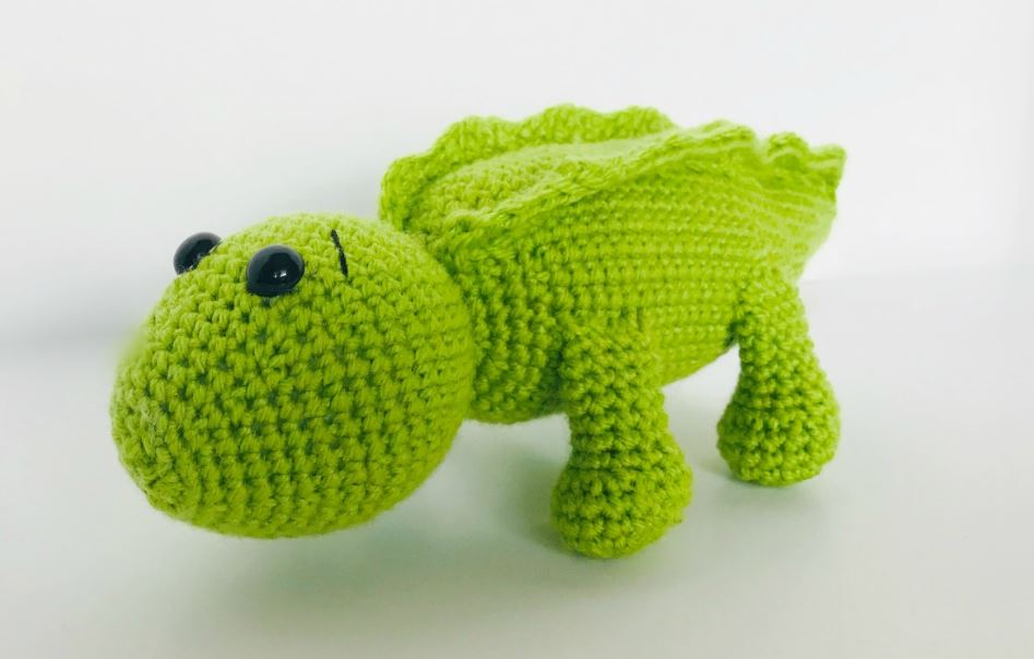 Otter – Awesome Crochet Patterns | 604x947