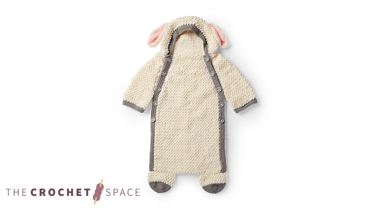 Crochet Baby Sheep Cocoon    The Crochet Space