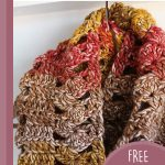 Easy Fall Crochet Cowl. Thick and chunky || thecrochetspace.com