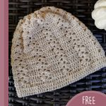 . Crafted in beige || thecrochetspace.com