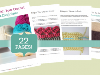 Finish Your Crochet | thecrochetspace.com
