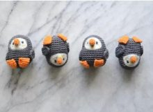 People´s Crochet Pocket Puffin | thecrochetspace.com